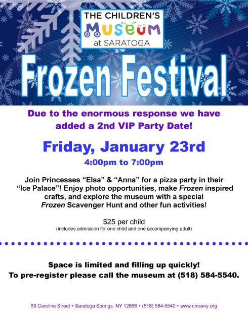 Frozen Festival - Poster 2